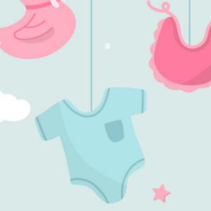 baby og barneklær image
